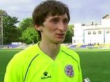 Станислав Кулиш: «Оказался там, где нужно, и забил четыре гола»