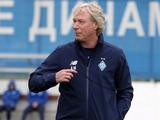 «Динамо» на карантине. Алексей Михайличенко