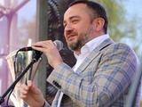 Андрей Павелко из Рима проголосовал в Киеве за изменение Конституции Украины (СКРИН)