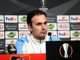 Григорий Бабаян: «Тяжело готовить команду к решающему матчу, когда перед игроками большие долги»