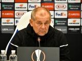 Петр Рада: «Испытываю определенное недовольство по поводу ситуации с «Олимпийским»