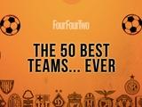 «Динамо» — на 20-м месте в списке лучших команд всех времен!