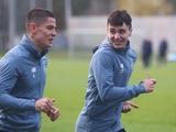Динамовцы готовятся к кубковому матчу с «Агробизнесом»