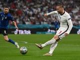 Люк Шоу забил самый быстрый гол в истории финалов чемпионатов Европы