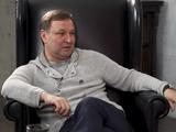 Юрий Калитвинцев: «Смотрю на это, как на провальный сезон. «Динамо» надо выстраивать стратегию, как занять первое место»