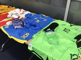 Сборная Украины сыграет с Польшей в синей форме