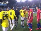 Игрок сборной Колумбии рискует пропустить ЧМ-2018 из-за расистского жеста