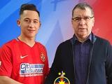 Морутана в «Динамо» не будет. Он подписал контракт со «Стяуа»