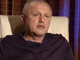 Игорь Суркис: «Сделаем все, чтобы «Динамо» продолжало существовать»