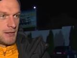 Алексей Довгий: «Можаровский сказал, что мы сами виноваты, потому что у нас не установлен VAR»