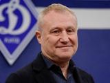 Григорий Суркис: «Это первый шаг к возвращению победного шествия нашего славного клуба»