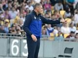 Александр Хацкевич — лучший тренер 15-го тура чемпионата Украины