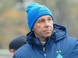 Сергей Беженар: «Ребята сказали, что не имели права плохо сыграть на стадионе имени Лобановского»