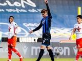 Эдуард Соболь отличился забитым мячом в матче чемпионата Бельгии (ВИДЕО)