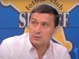 Бывший футболист «Шахтера» выругался матом в прямом эфире телеканала «Футбол» после гола «Шерифа»