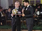 Венский бал в Киеве-2018: Шовковский станцевал галоп, а Суркис отдал благотворительный мяч конкуренту