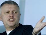 Игорь Суркис: «Леоненко превращает себя в клоуна»