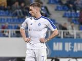 Беньямин Вербич пропустит матч с «Арсеналом-Киев» из-за ангины