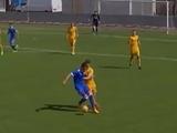 Игру голкипера «Александрии U-21» против «Динамо» рассмотрит КЭЧИ ФФУ (ВИДЕО)