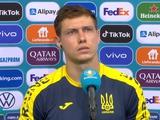 Николай Матвиенко — о проигрыше сборной Австрии