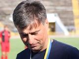 Олег ФЕДОРЧУК: «Сборная Украины просто не готова обыгрывать в двух играх топ-команды»