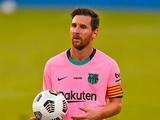 Верон: «Игра в этой «Барселоне» доставляет Месси дискомфорт»