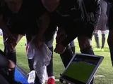 Как футболисты «Боруссии» М болели за финальный свисток в матче «Интер» — «Шахтер» (ВИДЕО)