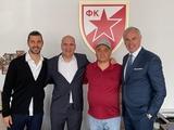 Александар Драгович: «Всегда говорил, что мечтаю играть в «Црвене Звезде». Мой дедушка теперь — самый счастливый человек в мире»