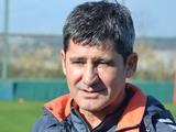 Николай Костов: «Мы предлагаем команде непростой футбол»