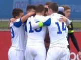 «Динамо U-21» — «Колос U-21» — 5:0. ВИДЕОобзор