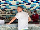 Андрей Пятов: «Заказал сухарики, жду пиво от Месси. Интересно, что Роналду придумает?» (ФОТО)