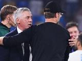 Анчелотти: «Клопп говорил мне, что проведение матча «Ливерпуль» — «Атлетико» было преступлением»