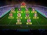 ФИФА включила четверых игроков «Реала» в символическую сборную года (ФОТО)