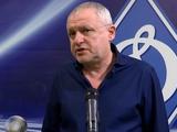 Игорь Суркис: «Луческу — главный тренер «Динамо». И я не забирал его из «Шахтера»