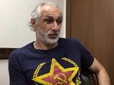 Ахрик Цвейба выступил против антиоккупационной акции грузинских футболистов