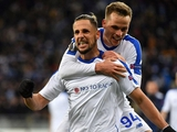 «Динамо» — «Олимпиакос» — 1:0. Соль мажор