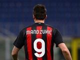 «Милан» не будет продлевать контракт с Манджукичем