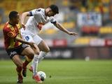 Роман Яремчук получил травму в матче за «Гент» перед самым отъездом в сборную Украины