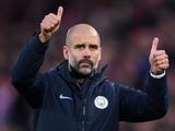 Гвардиола: «С каждым матчем «Манчестер Сити» прибавляет»