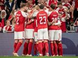 Сборная Дании выиграла все 6 матчей отбора ЧМ-2022 с общим счётом 22:0