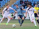 «Черноморец» — «Олимпик» — 0:0. После матча. Бабич: «И на этом поле тоже можно играть в футбол»