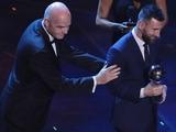 Скандал: ФИФА обвинили в подтасовке голосов за лучшего игрока года в пользу Месси