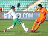 Георгий Цитаишвили получил серьезную травму в матче с «Мариуполем»