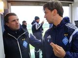 Сергей Ребров: «Драгович — очень важный игрок для нас, но его надо было отпускать»