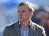 Официально: Калитвинцев отправлен в отставку с поста наставника московского «Динамо»