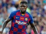 «Барселона» готова бесплатно отпустить Юмтити