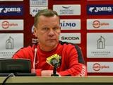 Юрий Свирков: «Здоровье не всегда выдерживает напряжение в «Вересе»