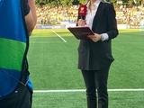 Неповторимая Влада Седан, которая триумфально вернулась к работе на ТВ (ФОТО)