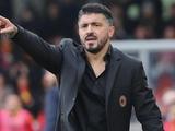 «Милан» дал еще один шанс Гаттузо