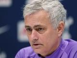 Моуринью прокомментировал победу над «Манчестер Сити»
